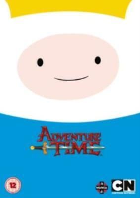 Adventure Time: The Complete First Season =Region 2 DVD,sealed=