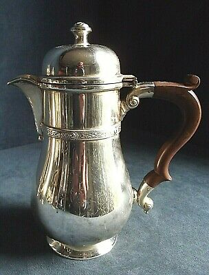 SUPERB ~ SILVER Plated ~ BULBOUS Juice / Water JUG ~ c1930