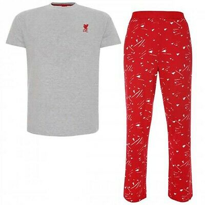 Liverpool F.C - Mens Pyjama Set (X-LARGE)