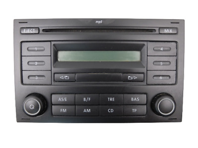 Radio Cd Mp3 Volkswagen 6Q0035152F RCD200