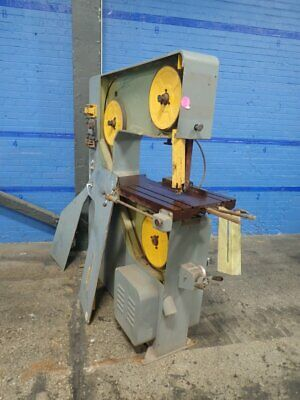 """Startrite  600 Vertical Band Saw 30"""" Throat X 12"""" Height 01100044054"""