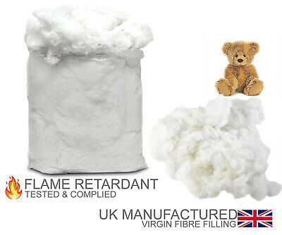 Polyester Fibre Filling Cushion Pillow Craft Teddy Bear Toy Stuffing Super Soft