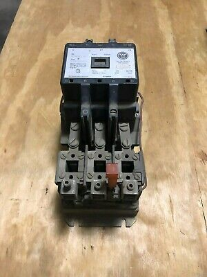 WESTINGHOUSE Size 3 A200M3CAC Starter 90A