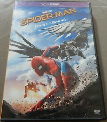 DVD Spider-man homecoming, Action aventure, comme neuf