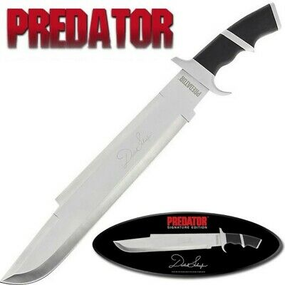 Predator Machete Knife - Dutch Schaefer Signature New Edition