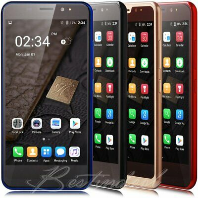 Cheap 16G Quad Core Android8.1 Mobile Phones Factory Unlocked 3G Smartphone 2SIM