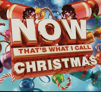NOW THAT'S WHAT I CALL CHRISTMAS (2015) - Various - 3xCD Album *NEW & SEALED*