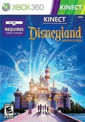 Kinect Disneyland Adventures Xbox 360 Game Only