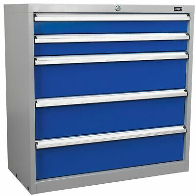 Sealey Industrial Cabinet 5 Drawer - API9005
