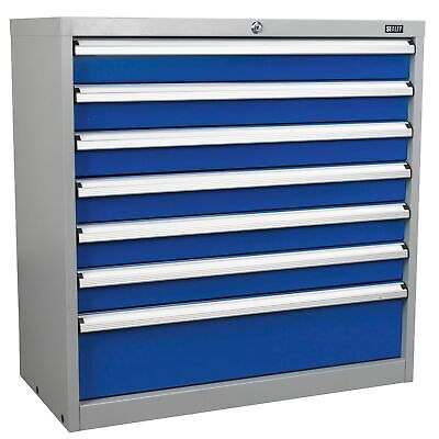 Sealey Industrial Cabinet 7 Drawer - API9007
