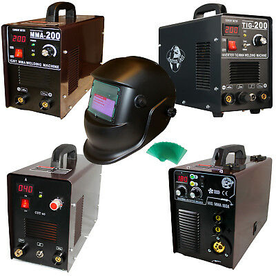 Welding Helmet/Welding Power Supply Tig Wig / Mma Inverter/ Plasma/ Mig Mag