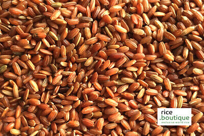 rice.boutique HIMALAYAN SUNSET, Bhutan Red Boutique Rice, 200g