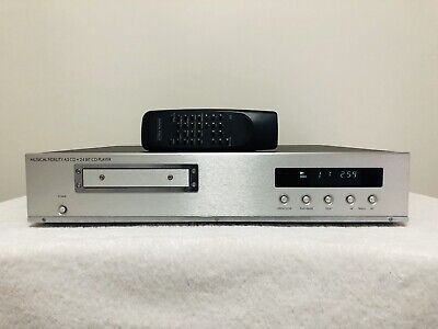 Musical Fidelity A3 CD. 24 Bit Compact Disc Player