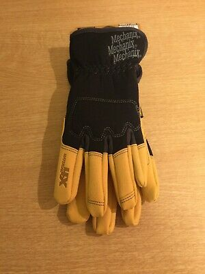 XX-Large, Brown//Black Material4X Original Gloves Mechanix Wear