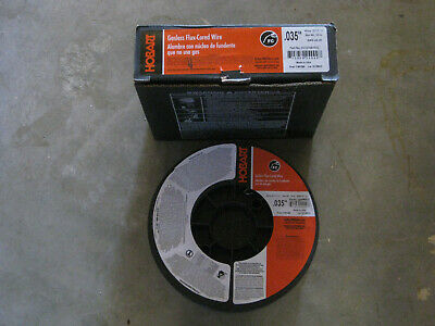 Hobart H222106-R19 2-Pound E71T-11 Carbon-Steel Flux-Cored Welding Wire 0.030-Inch