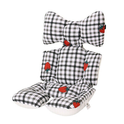 Infant Stroller Cushion Liner High Chair Trolley Chair Mat Stroller Pad