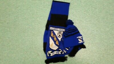 Cleethorpes Town Football Supporters Scarf & Hat