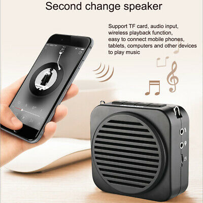 Takstar Bluetooth Voice Amplifier Booster Loundspeaker Megaphone for Tour Guide