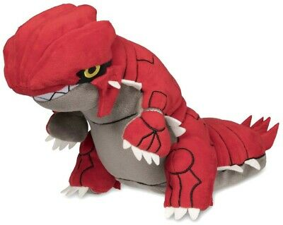 Pokemon Boss Costume Collection Groudon 13-Inch Plush
