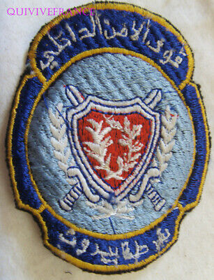 In15653 - Patch Police De Beyrout - Liban