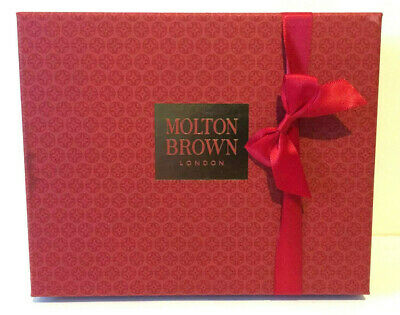 Molton Brown Embracing Trio Hand Cream Set Luxurious Body Care Cristmas Gift