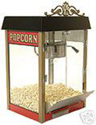 POPCORN MACHINE POPPER Benchmark Street Vendor 8 11080