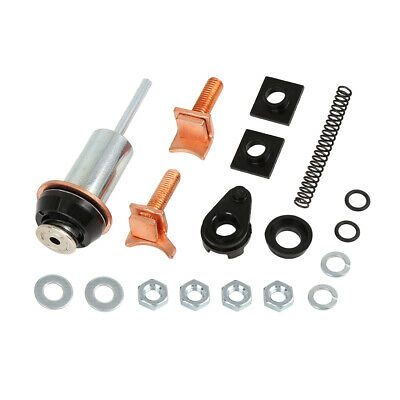 Metal Starter Motor Solenoid Rebuild Repair Kit for Land Rover Discovery TD5 2.5