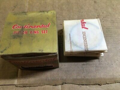 Hastings 139.030 Small Block Ford Cast Piston Rings 289 302 351 5//64 5//64 3//16