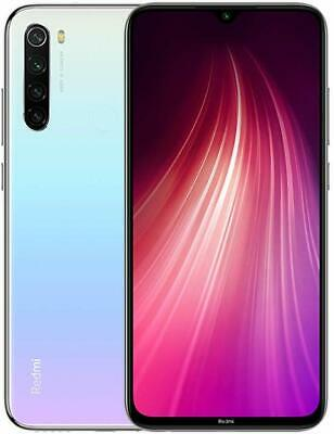 Smartphone Xiaomi Redmi Note 8 Smartphone, 4GB 64GB Versione Global White Bianco