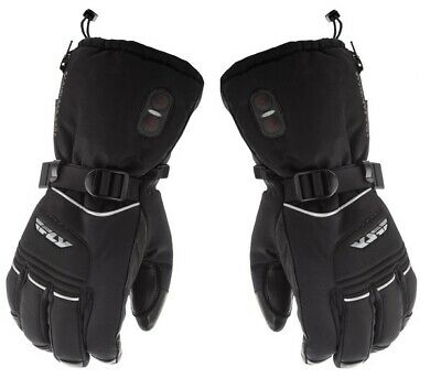 Fly Racing Ignitor Heated Gloves Snowmobile Motorcycle Cold Weather SM