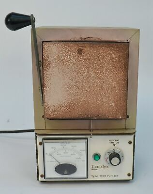Barnstead Thermolyne 1300 Muffle Furnace Benchtop Oven FB1315M 1000°C