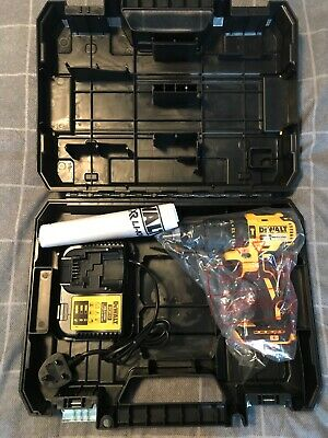 Dewalt DCD778 18v XR Li-ion Compact Brushless Combi Drill w/ Box and charger.