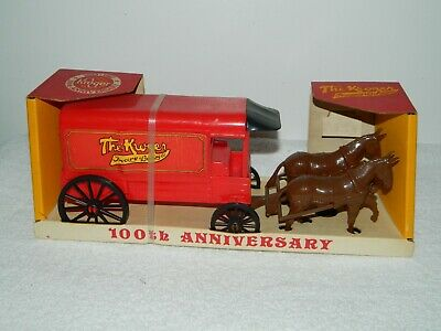 1983 The Kroger Grocery & Baking Co 100th Anniversary PP Processed Plastic Wagon