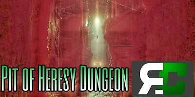 Destiny 2 Shadowkeep Pit Of Heresy Dungeon Xbox PS4 Pc