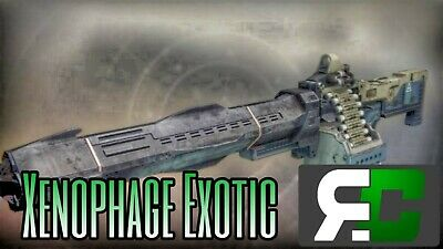 Destiny 2 Shadowkeep Xenophage Quest + Pit Of Heresy Dungeon Xbox PS4 Pc