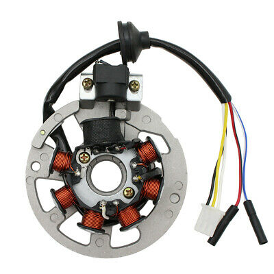 For Apache Stator Magneto 50CC /& 100CC 2-stroke four-wheeler with motorcycle