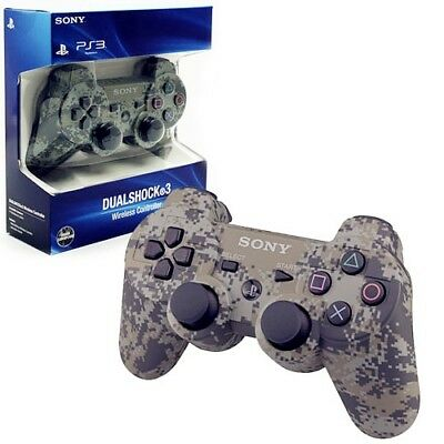 UK DualShock 3 Wireless Controller for PlayStation PS3 Official Color New
