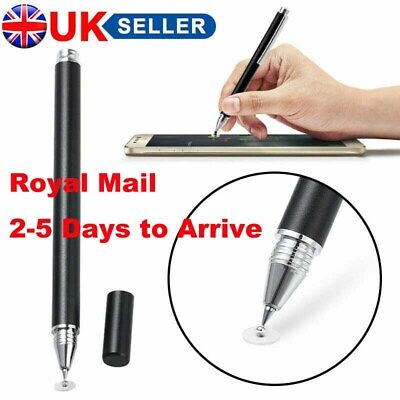 Thin Capacitive Touch Screen Pen Stylus For iPhone iPad Samsung Phone Tablet M