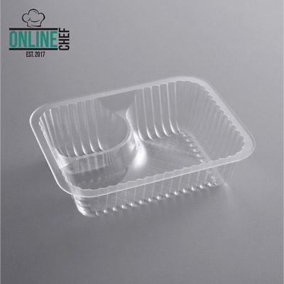 """New Members Mark Nacho Trays 200 Ct Strong Supportive Design Plastic 6.5/"""" X 5/"""""""