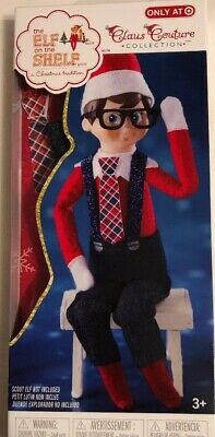 ELF ON THE SHELF JINGLE JAZZY SET CLAUS COUTURE 2018 CLOTHES OUTFIT ONLY New