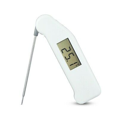 SuperFast Thermapen 3 Classic Digital Colour Mix Thermometer - White / Teal