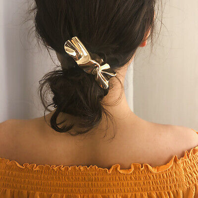 Fashion women metal hairpin hair clip hairband headdress hair accessories gift