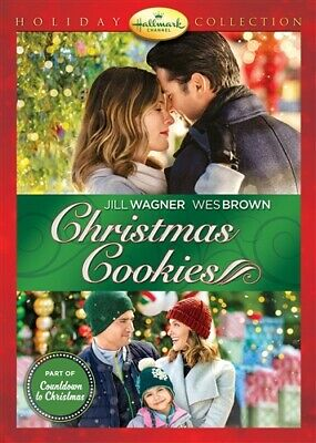 CHRISTMAS COOKIES New Sealed DVD Hallmark Channel Holiday Collection