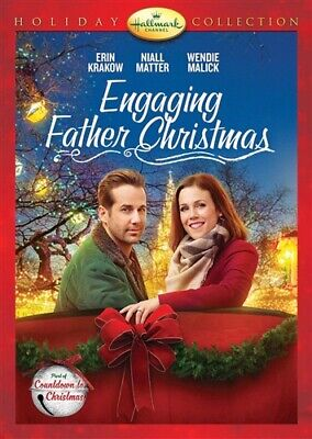 ENGAGING FATHER CHRISTMAS New Sealed DVD Hallmark Channel Holiday Collection