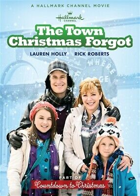 THE TOWN CHRISTMAS FORGOT New Sealed DVD Lauren Holly Hallmark Channel Movie