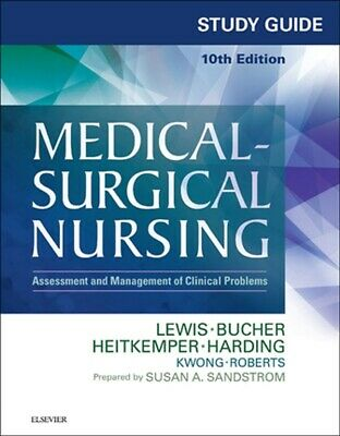 Medical-Surgical Nursing Study Guide 10th Edition [PD°F] ⚡ FAST DELIVERY ⚡