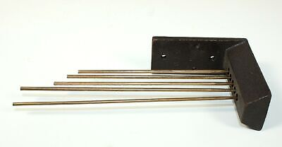 """Clock Chime Bar - Westminster Five Rod 7"""" Chime Bar! - Gg281"""