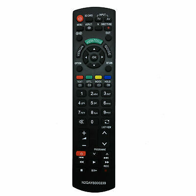 New Replacement Smart TV Remote Control for Panasonic TV N2QAYB000352