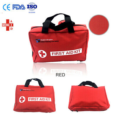 First Aid Kit Medical Family Supplies Workplace Travel Set AU