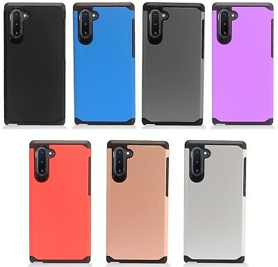 for {Samsung Galaxy Note 10} AH2 Hybrid Cover Phone Case